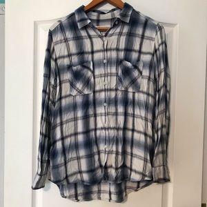 Super soft flannel shirt